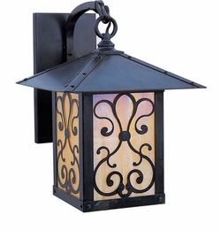 "Arroyo Craftsman Timber Ridge 15"" Outdoor Wall Sconce"