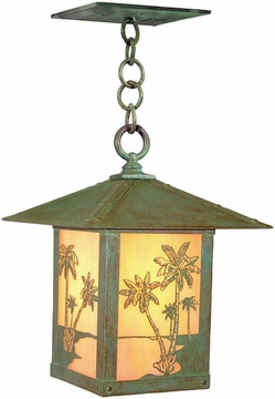 "Arroyo Craftsman Timber Ridge 17.5"" Outdoor Hanging Light"