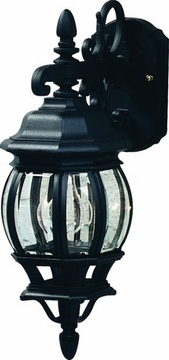 """Artcraft Classico 17.5"""" Outdoor Wall Sconce Lighting - Traditional AC8091"""