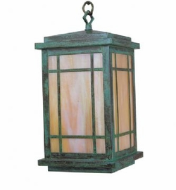 "Avenue 50.5"" Outdoor Lighting Pendant By Arroyo Craftsman"