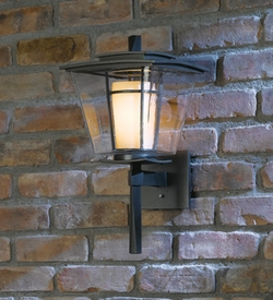 "Beacon Hall 17.6"" Outdoor Wall Sconce By Hubbardton Forge"