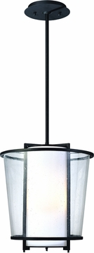 Bennington Fluorescent Outdoor Hanging Lantern by Troy FF1358FBZ
