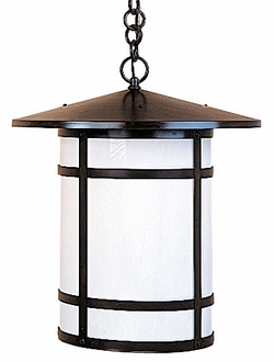"Berkeley 20.125"" Outdoor Pendant Lighting Fixture By Arroyo Craftsman"