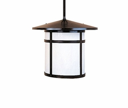 "Berkeley 8.5"" Outdoor Ceiling Lighting Fixture By Arroyo Craftsman"