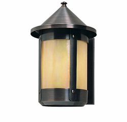 "Berkeley 9.25"" Outdoor Wall Lighting Fixture By Arroyo Craftsman"