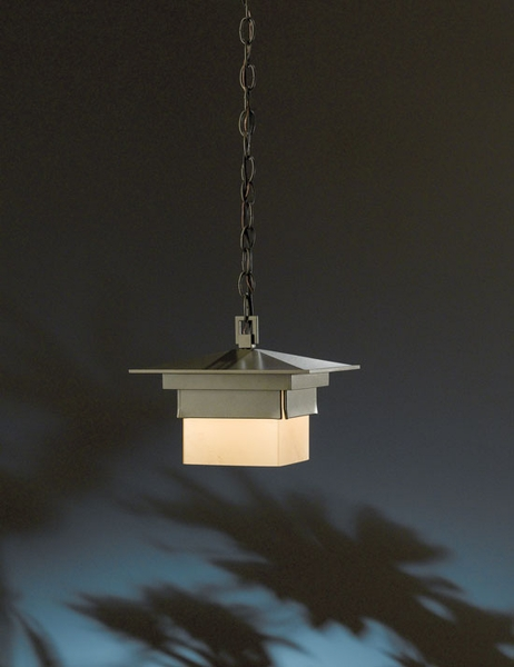 Bungalow 97 hanging outdoor light by hubbardton forge halogen 366520 aloadofball Choice Image