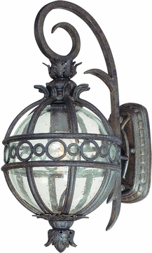 Campanile Tropical Outdoor Wall Light by Troy B5001CB