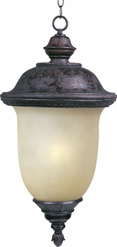 Carriage House Energy Star Outdoor Lighting Pendant By Maxim - Fluorescent 85527