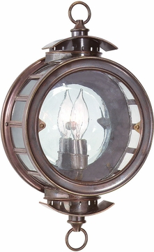 Charleston Portal Nautical Outdoor Wall Light by Troy B9501HB