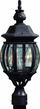 "Classico 20"" Outdoor Post Lamp By Artcraft - Traditional AC8363"