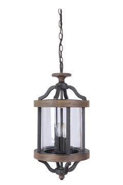 Craftmade Ashwood Outdoor Hanging Lantern - Z7921-14