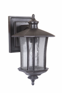 "Craftmade Chateau 15"" Exterior Wall Lantern - Bronze Z7704-88"