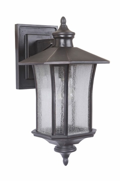 """Craftmade Chateau 17.64"""" Outdoor Lighting Sconce - Bronze Z7714-88"""