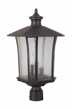 Craftmade Chateau Outdoor Post Lamp - Bronze Z7725-88