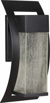 """Craftmade Ontario 15.38"""" LED Exterior Wall Sconce - Midnight Z2514-11-LED"""