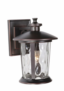 "Craftmade Summerhays 14.25"" Exterior Wall Lighting - Bronze Z7114-88"