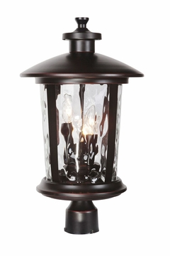 Craftmade Summerhays Outdoor Post Lighting - Bronze Z7125-88
