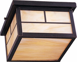 Craftsman Energy Star Outdoor Ceiling Light By Maxim - Fluorescent 85059