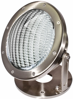 Dabmar 316 Marine Grade Stainless Steel LED Pond/Fountain Underwater Light LV302-LED16-SS316