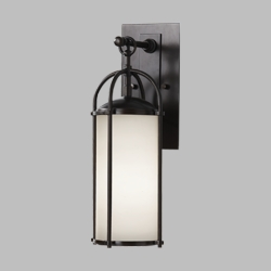 "Dakota 17"" Outdoor Wall Lantern By Murray Feiss - Transitional OL7604ES"