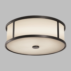 Dakota Flush Mount Outdoor Lighting By Murray Feiss - Transitional OL7613ES