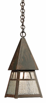 "Dartmouth 17"" Outdoor Lighting Pendant By Arroyo Craftsman"