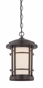 Designers Fountain Barrister LED Outdoor Hanging Light - Bronze LED22434-BNB