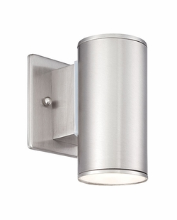 Designers Fountain Barrow LED Exterior Wall Sconce - Dark Sky LED33001-SP