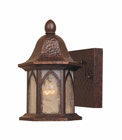 "Designers Fountain Berkshire 8.5"" Outdoor Wall Lighting - Copper 20601-BAC"