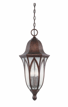 Designers Fountain Berkshire Outdoor Pendant Lighting - Copper 20634-BAC