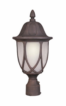Designers Fountain Capella Outdoor Post Lighting Fixture - Gold 2866-AG