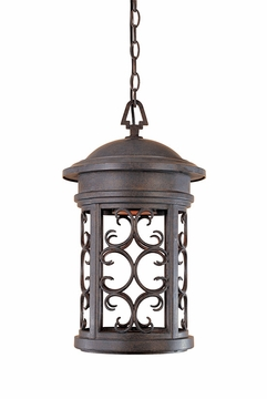 Designers Fountain Ellington Dark Sky Outdoor Lighting Pendant - Patina 31134-MP