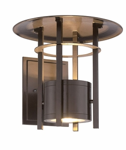 Designers Fountain Englewood LED Outdoor Wall Lighting LED34031-BNB