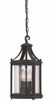 Designers Fountain Palencia Outdoor Hanging Lighting 33634-APW
