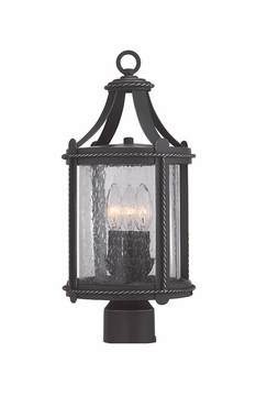 Designers Fountain Palencia Outdoor Post Lighting 33636-APW
