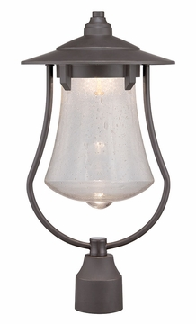 Designers Fountain Paxton LED Outdoor Post Lamp - Bronze LED22536-ABP