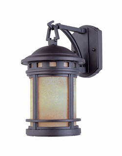 "Designers Fountain Sedona 20"" Outdoor Lighting Sconce - Bronze 2391-AM-ORB"