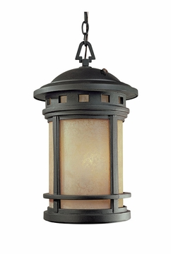 Designers Fountain Sedona Energy Star Hanging Outdoor Light - Bronze ES2394-AM-ORB