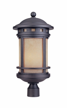Designers Fountain Sedona Outdoor Post Lighting - Bronze 2396-AM-ORB