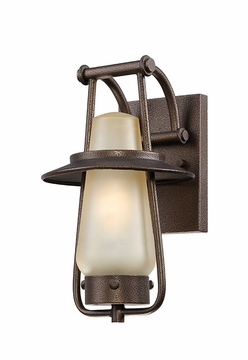 "Designers Fountain Stonyridge 13"" Exterior Wall Lighting - Bronze ES32021-FBZ"