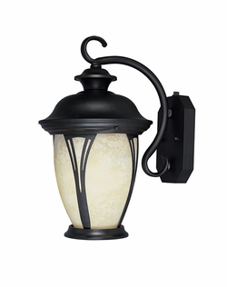 "Designers Fountain Westchester Energy Star 15.75"" Outdoor Wall Sconce - Bronze ES30521-AM-BZ"