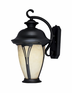 "Designers Fountain Westchester Energy Star 19.5"" Outdoor Wall Sconce Lighting - Bronze ES30531-AM-BZ"