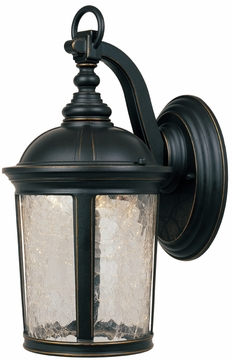 "Designers Fountain Winston 13.75"" LED Outdoor Wall Lamp LED21321-ABP"