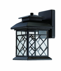 "Designers Fountain Woodmere 11"" LED Outdoor Wall Mount - Bronze LED22321-ORB"