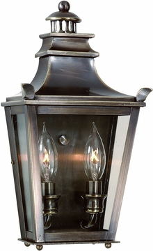Dorchester Outdoor Wall Sconce by Troy B9492EB