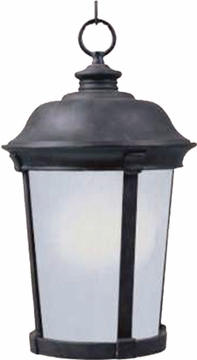 Dover Energy Star Outdoor Hanging Lantern By Maxim - Fluorescent 85099