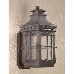 Dover Traditional Exterior Wall Lighting Fixture in Natural Bronze by Troy BCD8970NB