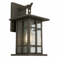 "Eglo Arlington Creek 16"" Exterior Sconce - Bronze 202888A"