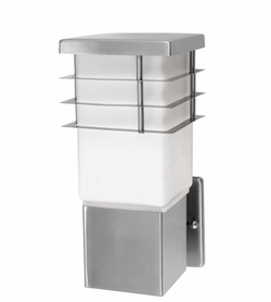 Eglo Calgary Outdoor Wall Mount - Stainless Steel 86391A