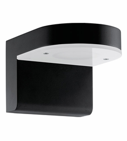 Eglo Jalon LED Outdoor Wall Sconce - Black 200026A